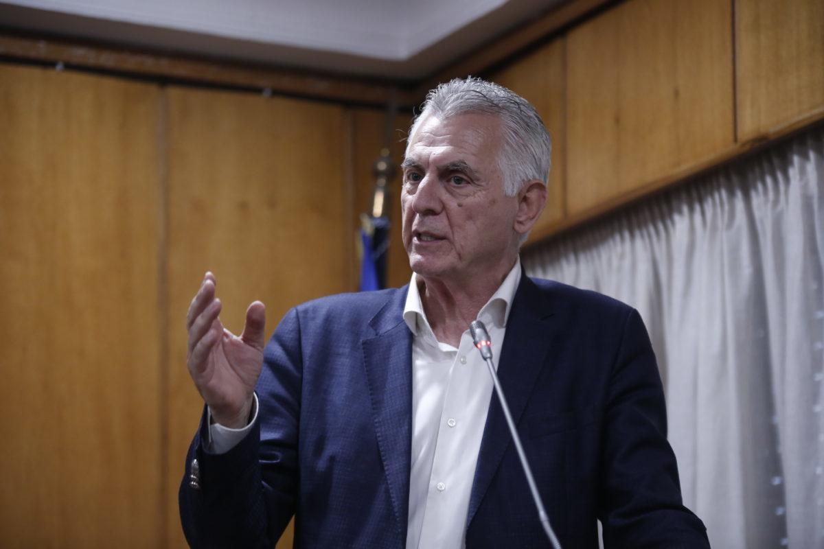 Οριστικό! Ο Παχατουρίδης υποψήφιος στην Περιφέρεια Αττικής