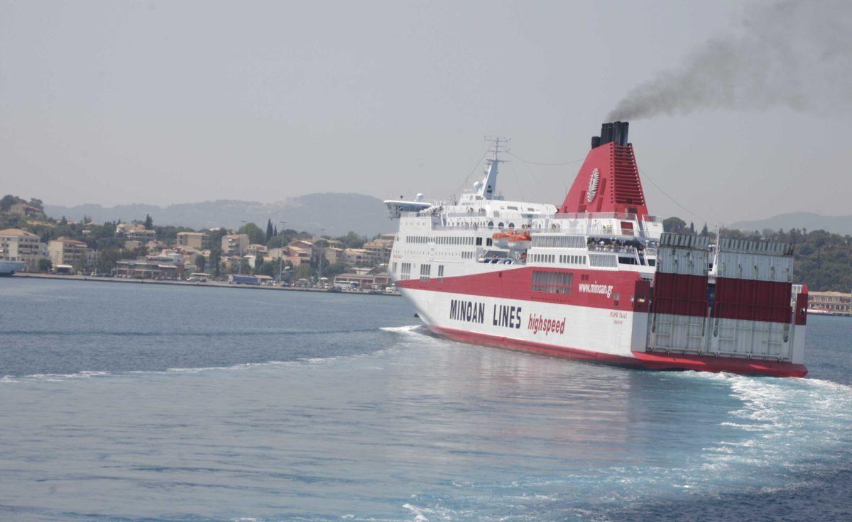 Κρήτη: Κρούσματα κορονοϊού στις Μινωικές Γραμμές – Νόσησαν 12 μέλη από το πλήρωμα του «Κνωσός Παλάς»