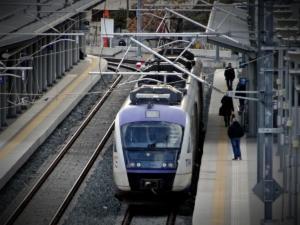 Προαστιακός: Διακοπή δρομολογίων στη γραμμή Κόρινθος – Κιάτο