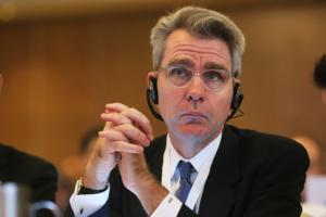 Τζέφρι Πάιατ: Σημείο αναφοράς η ΔΕΘ, μόνο μια στάση σε ένα μακρύ κοινό ταξίδι