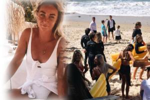 Ράγισαν καρδιές στο τελευταίο αντίο στο 20χρονο μοντέλο που αυτοκτόνησε στην Κεφαλονιά – video