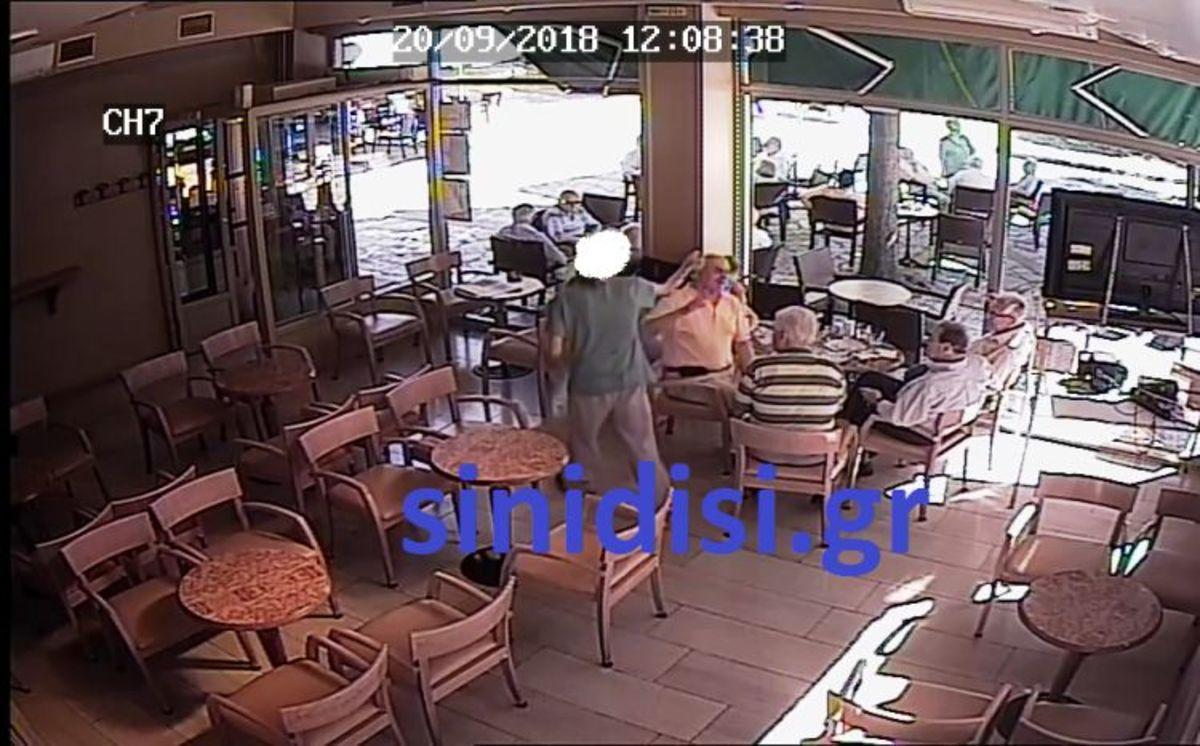 Αγρίνιο: Εξαγριωμένος τοξικομανής επιτέθηκε σε πελάτες καφετέριας