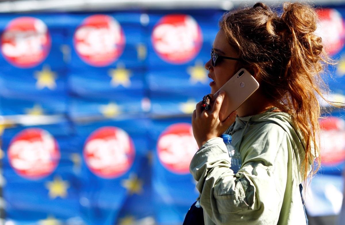 """Ποιο δημοψήφισμα; Σαν να μη... συμβαίνει τίποτα στα Σκόπια! Οδοιπορικό στην """"καρδιά"""" των εξελίξεων - video"""