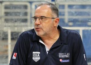 """Εθνική – Σκουρτόπουλος: """"Αρνητικό πρόσημο στην άμυνα! Ο Παπαγιάννης να αντικαταστήσει τον Μπουρούση"""