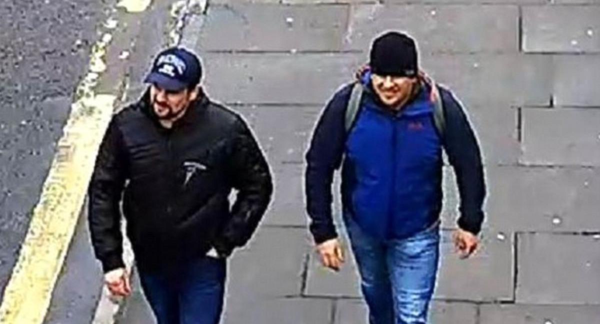 """Έτσι δηλητηρίασαν τον Σεργκέι Σκριπάλ – Βήμα προς βήμα οι κινήσεις των δύο ανδρών – Τους """"καίνε"""" οι κάμερες ασφαλείας"""