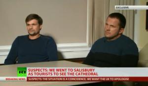 Υπόθεση Σκριπάλ: «Είναι σατανική σύμπτωση – Πήγαμε στο Σάλσμπερι για τουρισμό»! video