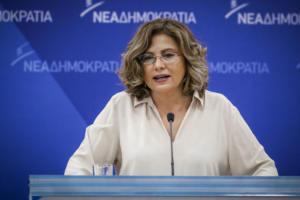 Σπυράκη σε Τσίπρα: Θαυμαστές του Πινοσέτ είναι εκείνοι που πνίγουν την Ελλάδα στα δακρυγόνα!