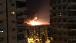 Άρχισαν… τα όργανα πάλι στην Συρία – Επίθεση με πυραύλους σε αεροδρόμιο στην Δαμασκό