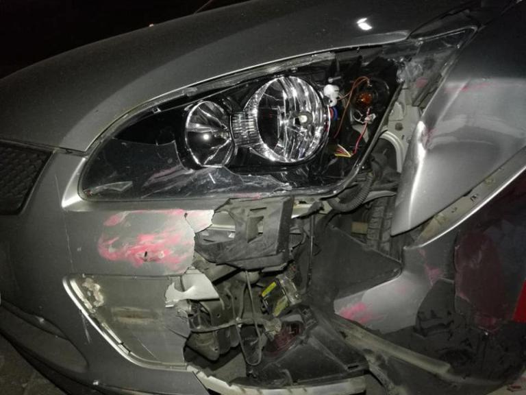 Χανιά: Εφιάλτης για οδηγό στα καλά καθούμενα – Αίσθηση από την καταγγελία του μετά το τροχαίο [pics]