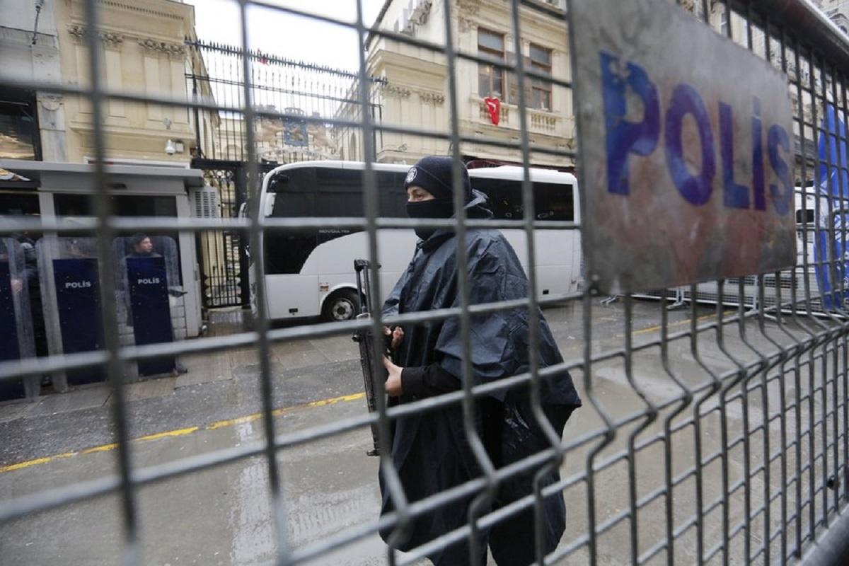 Αυστριακός δημοσιογράφος συνελήφθη στην Τουρκία ως ύποπτος τρομοκρατίας