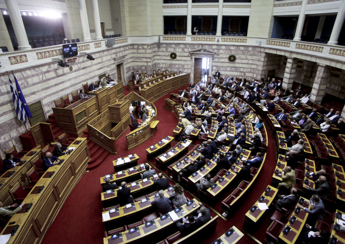 Υπερψηφίστηκε στην αρμόδια Επιτροπή της Βουλής το νομοσχέδιο για τη δωρεά του ιδρύματος Ωνάση