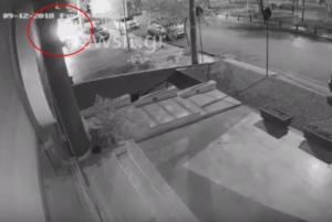 Νέο βίντεο ντοκουμέντο από την στιγμή της έκρηξης στον Βύρωνα