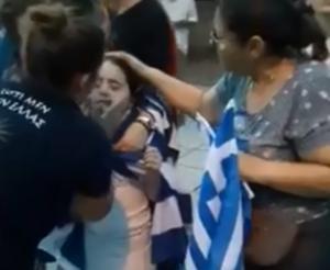 Θεσσαλονίκη: Ανεξέλεγκτη χρήση χημικών από τα ΜΑΤ, στα επεισόδια – Λιπόθυμες γυναίκες, τρομοκρατημένα παιδιά – Video
