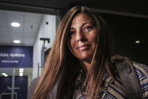 Σοφία Ζαχαράκη: Ήμουν στα γραφεία και περίμενα τη σύλληψη αλλά… δεν ήρθαν – video