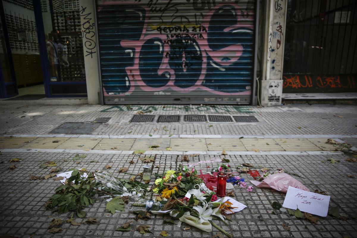 Το Κίνημα Αλλαγής κατά των αστυνομικών της σύλληψης του Ζακ Κωστόπουλου