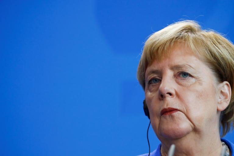 """""""Πάγο"""" βάζει η Μέρκελ στις προσδοκίες της κυβέρνησης για τις συντάξεις"""