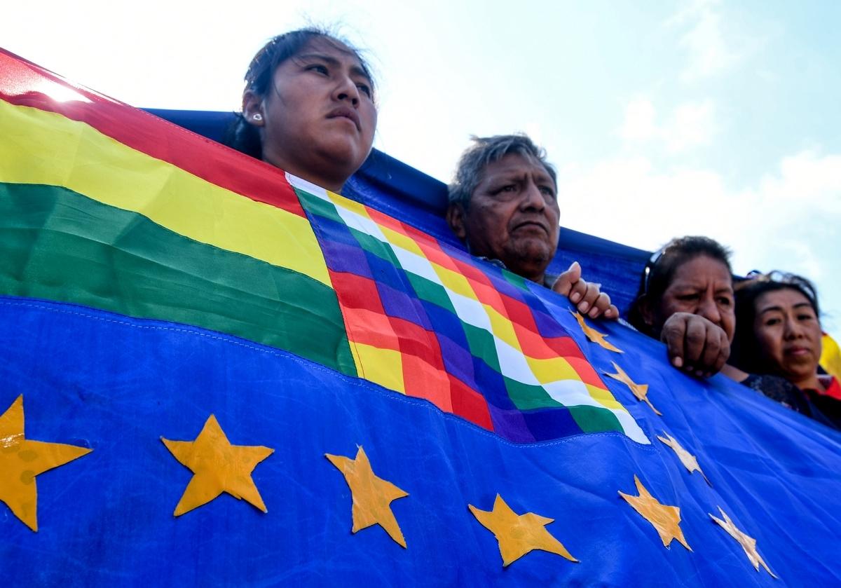 Ο πόλεμος των συνόρων - Βαρύ πλήγμα για τη Βολιβία