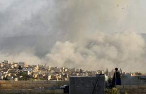 Οι Φρουροί της Επανάστασης χτύπησαν με πυραύλους τρομοκράτες στη Συρία