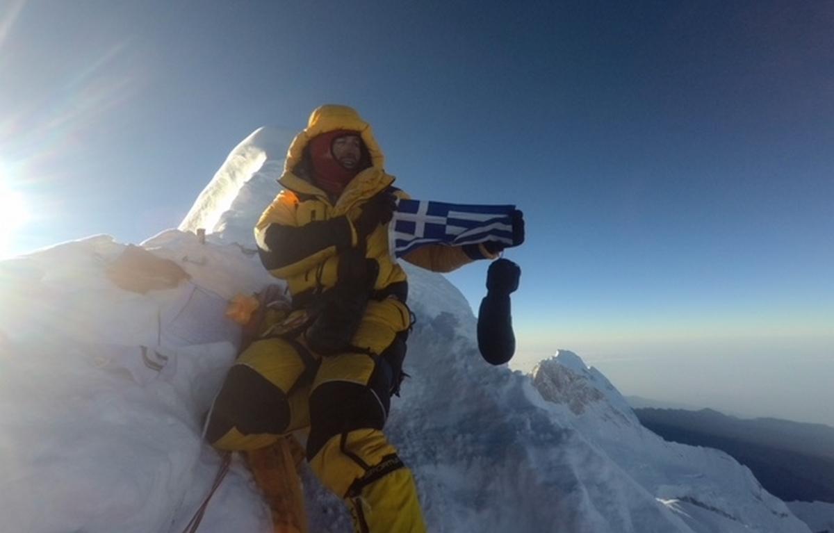 Έλληνες ορειβάτες στην 8η υψηλότερη κορυφή του κόσμου
