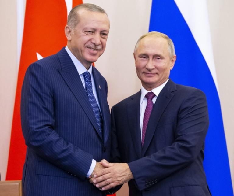 Αλαλούμ με την συνάντηση Ερντογάν – Πούτιν