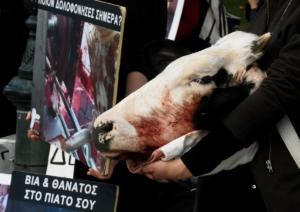 Greek Vegans: Η συγκλονιστική καμπάνια που σόκαρε τους Αθηναίους – Αυξάνονται παγκόσμια οι οπαδοί