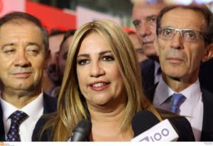 """""""Καρφιά"""" της Φώφης για συντάξεις, Παπαντωνίου, Γαβρόγλου, εκλογές!"""