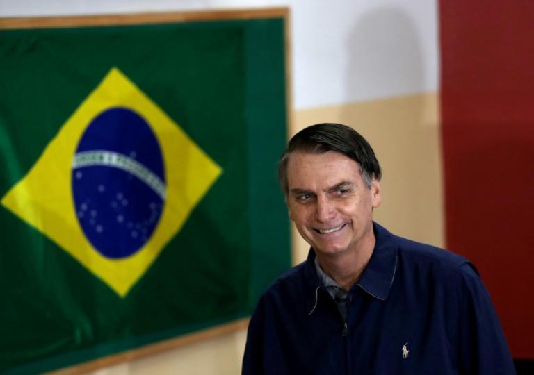 Θρίαμβος του Μπολσονάρο στην Βραζιλία – Εξελέγη πρόεδρος!
