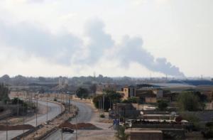 Ομαδικός τάφος με 110 πτώματα σε προπύργιο των τζιχαντιστών στη Λιβύη