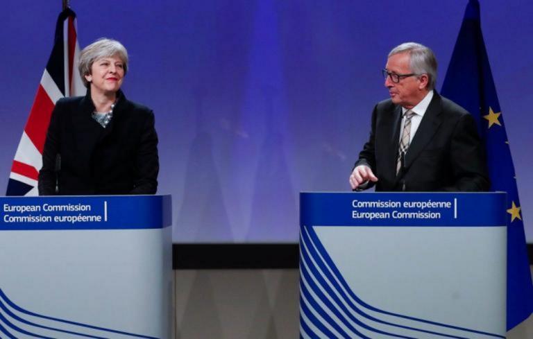 """ΕΕ – Brexit: """"Θα τα βρούμε"""" σύντομα με το Λονδίνο, λέει ο Γιούνκερ"""
