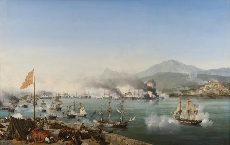 Πικάρει την Τουρκία η Ρωσία και της… θυμίζει την ήττα στη Ναυμαχία στο Ναβαρίνο