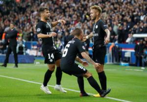 "Champions League: Χωρίς έλεος! Παρί και Νεϊμάρ ""κατέστρεψαν"" τον Ερυθρό Αστέρα – video"