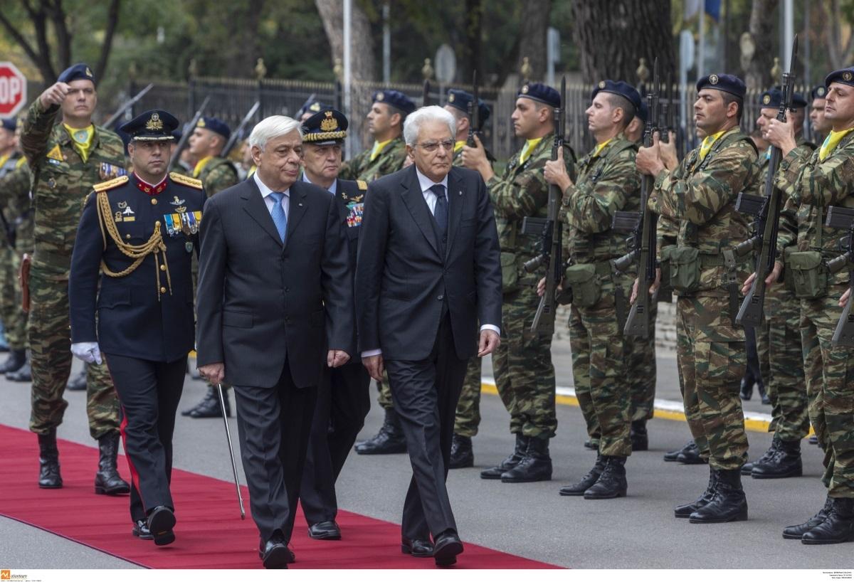"""28η Οκτωβρίου – Ιταλία: """"Το 1940 εχθροί με την Ελλάδα, σήμερα φίλοι"""""""
