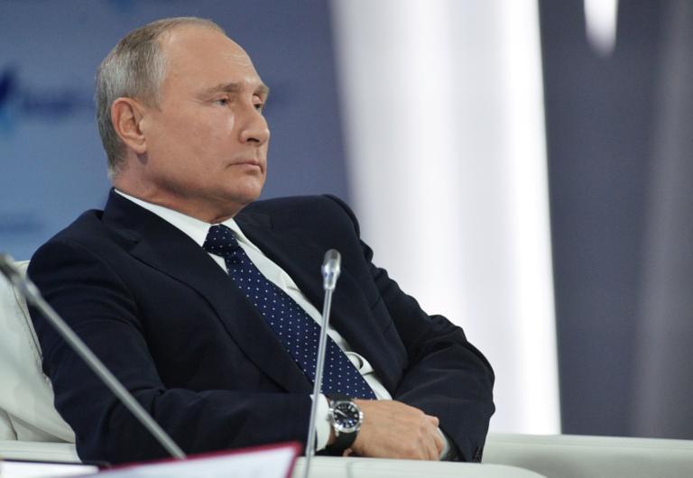 """Πούτιν για πυρηνική επίθεση και αντίποινα: """"Δεν θα προλάβουν ούτε να μετανοήσουν""""!"""