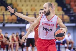 Ολυμπιακός – Σπανούλης: Πάει για το… προσπέρασμα του Διαμαντίδη!