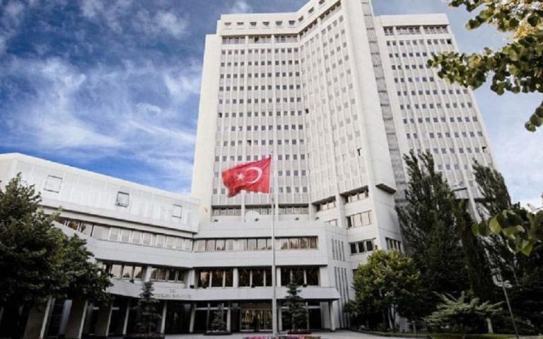 Τουρκικό υπουργείο Εξωτερικών: Δεν δεχόμαστε παρατηρήσεις από την Ελλάδα