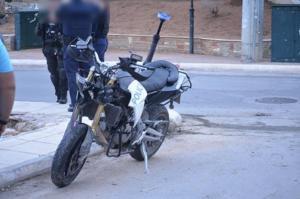 Τροχαίο με άνδρες της ΔΙΑΣ – Σοβαρά στο νοσοκομείο ένας αστυνομικός
