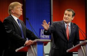 """Τραμπ: """"Είσαι ένας κλέφτης…"""" είπε στον Δημοκρατικό υποψήφιο κυβερνήτη της Φλόριντα! [pics]"""