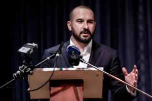"""Τζανακόπουλος: """"Η διαφθορά είχε γίνει θεσμός από τη ΝΔ και το ΠΑΣΟΚ"""""""