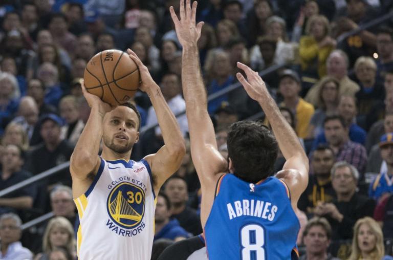NBA: Ζόρικο ξεκίνημα για Γουόριορς! Τους έβαλαν… δύσκολα οι Θάντερ – video