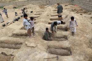 Βομβάρδισαν εργοστάσιο συσκευασίας τροφίμων – 16 νεκροί στην Υεμένη