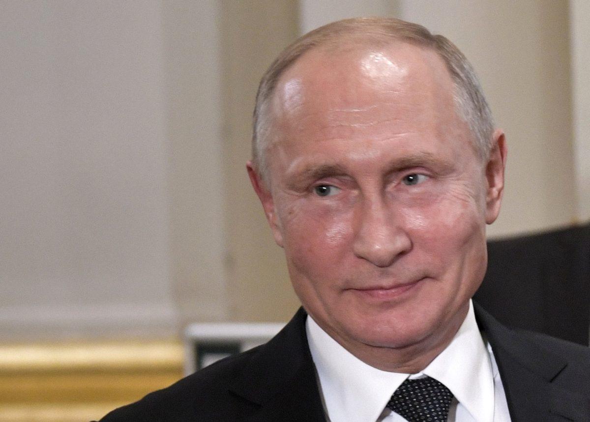 Ο Πούτιν γίνεται 66 ετών και… το γιορτάζει!