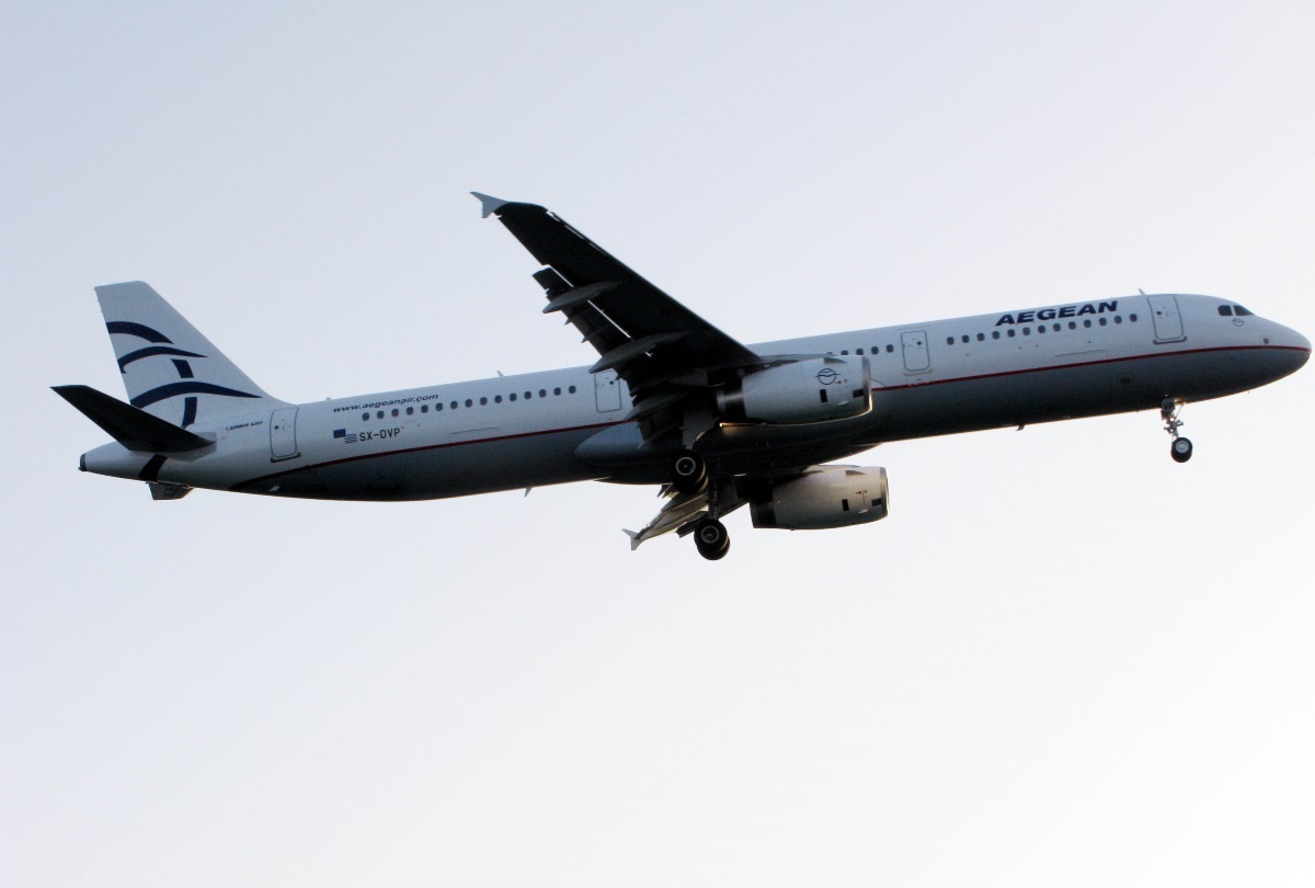 Aegean: Στα ουράνια… και μεταφορικά! Πέμπτη καλύτερη αεροπορική εταιρεία παγκοσμίως!