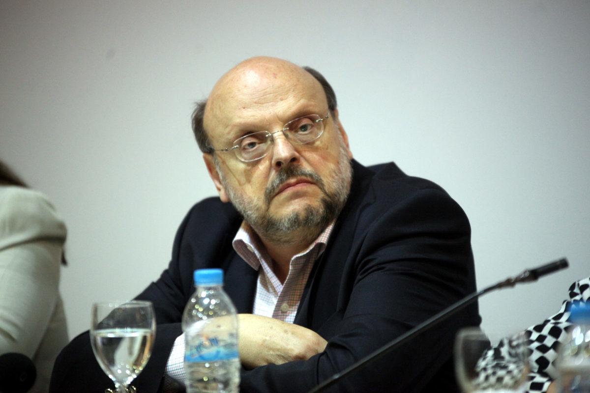 Νέο κεντροδεξιό κόμμα ζητά ο Αντώναρος