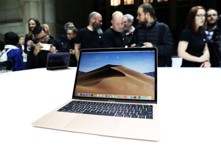 Apple: Αυτά είναι τα νέα iPad Pro, MacBook Air και Mac Mini – video