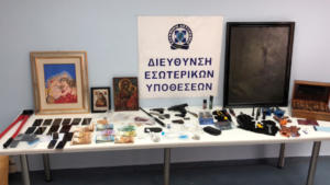 Εξαρθρώθηκε μεγάλο κύκλωμα ναρκωτικών – Εμπλέκονταν και δυο αστυνομικοί