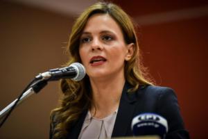 Αχτσιόγλου: Η αύξηση του μισθού είναι ο πυρήνας του πολιτικού μας σχεδίου