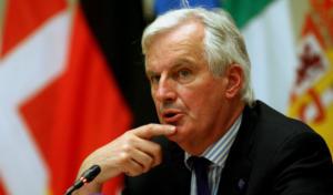 Brexit: Εφικτή μια συμφωνία την επόμενη εβδομάδα εκτιμά ο Μπαρνιέ
