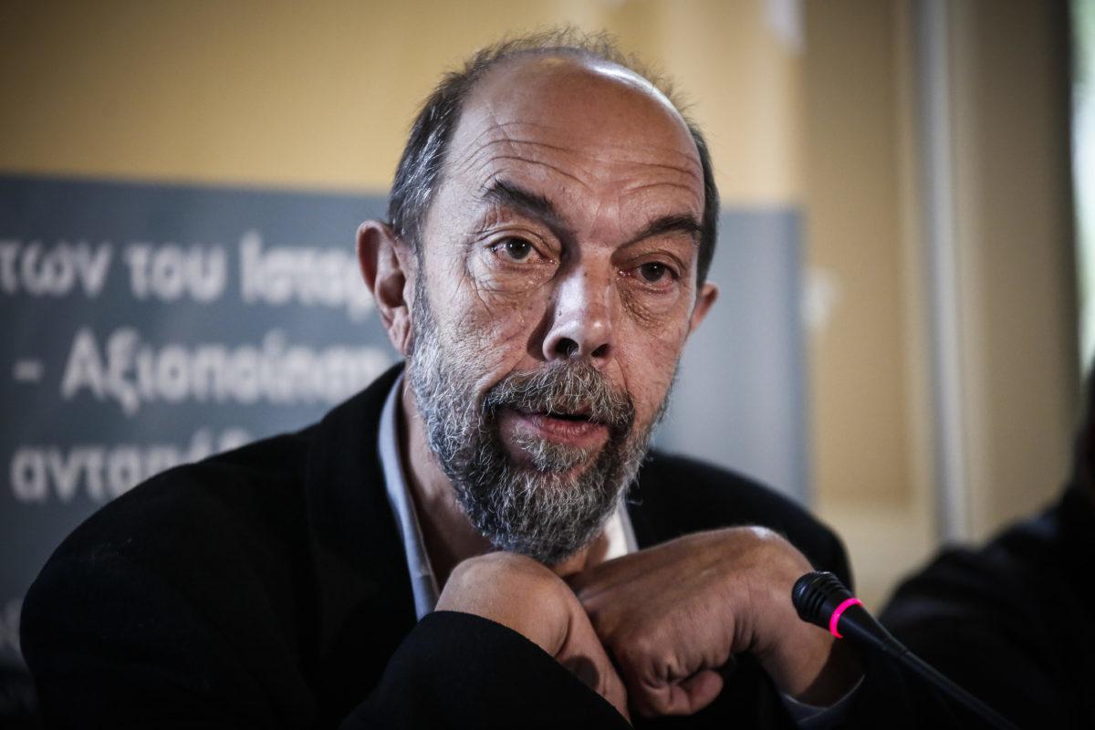 Νίκος Μπελαβίλας: Το αουτσάιντερ με περγαμηνές που θα κατεβάσει ο ΣΥΡΙΖΑ στο Δήμο της Αθήνας