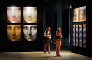 Τρεις εκθέσεις για τον Λεονάρντο Nτα Βίντσι έρχονται στην Αθήνα