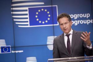 Ντάισελμπλουμ: Η κρίση στην ιταλική οικονομία δεν θα μεταδοθεί στην Ευρώπη